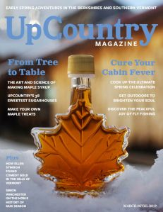 UpCountry Cover- March/April