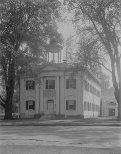 The 2nd County Courthouse, now the Lenox Library