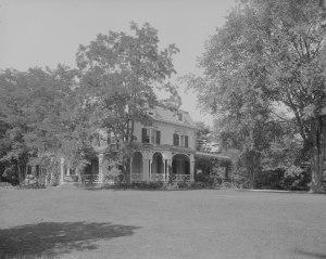 Pinecroft, 1909