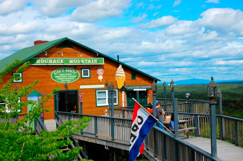 Hogback Mountain Gift Shop
