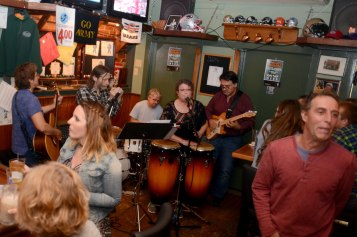 Live music at Kevin's. Photo: Caroline Bonniver Snyder