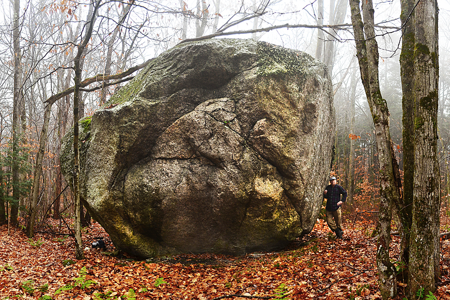 Florida State Forest Boulder #1 Rt2 Florida MA Oct 2014 4x6w.jpg