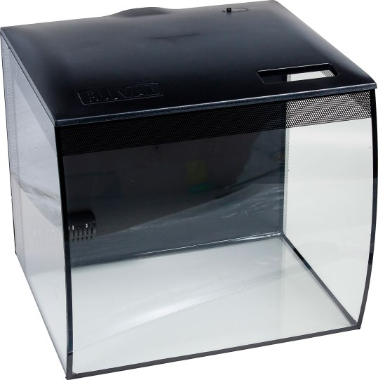 Featuring smart style and design, the all-new FLEX nano aquarium series provides contemporary styling with its distinctive curved front. The tank is also equipped with powerful three-stage filtration and an infrared remote control that allows you to select between several colors and special effects. Convenient features include: bold curved design; multi-directional dual outputs; infrared remote sensor and easy feed opening. $99.99-$119.99. One Stop Country Pet Supply648 Putney Road, Brattleboro, Vt.802-257-3700 onestopcountrypetsupply.com