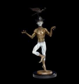 Stunning bronze sculptures and one-of-a-kind original pastels from renowned artist Andrew DeVries. DeVries Fine Art International, Inc. 62 Church St., Lenox, Mass. 413-238-7755 andrewdevries.com