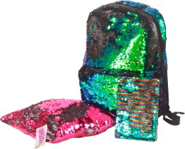 Highly addictive and way more satisfying than a fidget spinner, these sequins can be made into fun designs, then smoothed back out to start a new design. Lots of choices available including stickers, pillows, backpacks and bags in many colors. A great gift for tweens. Backpack: $36. Pillow: $14. Journal: $10.95. The Gifted Child 72 Church St., Lenox, Mass. 28 Railroad St., Great Barrington, Mass. 413-637-1191 thegiftedchild.net