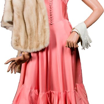 Vintage dresses from an eclectic range of eras and designers plus a full selection of