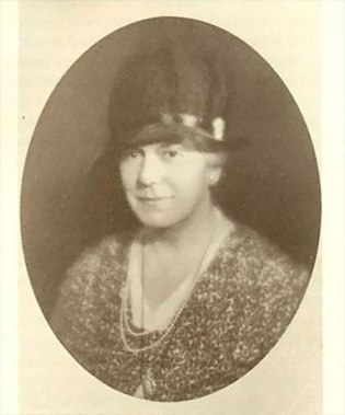 Josephine Perry Morgan. Photo provided by Ventfort Hall Mansion and Gilded Age Museum.