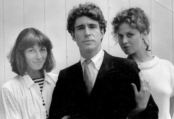 "Anne Twomey, John Shea and Sigourney Weaver. ""Animal Kingdom,"" 1982. Photo courtesy of BTF."